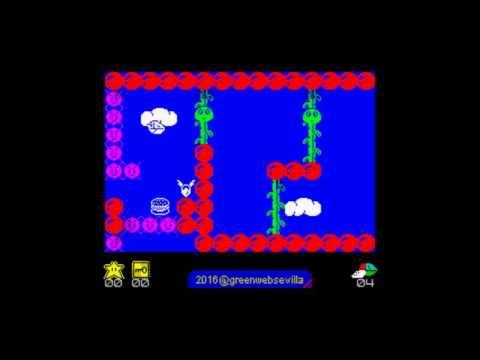 Canal Homebrew: Fantasy Zone Escape From The Pyramid (Greenwebsevilla) Spectrum