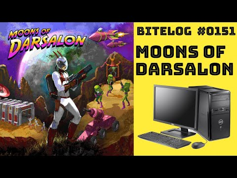 Moons of Darsalon DEMO (PC) [BITELOG 0151]