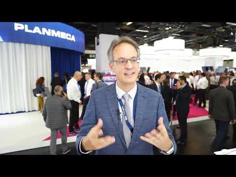 Interview with Professor Michael Bornstein at IDS 2019