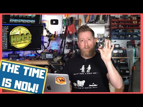 Fast Ham Radio Technician License Part 1 (Ham Radio Setup and Use - Sub-Element T4)