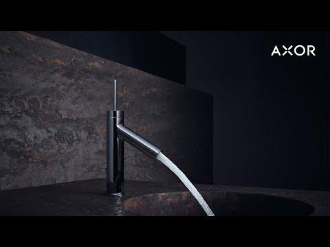 AXOR Starck | Minimalistyczne wzornictwo łazienkowe