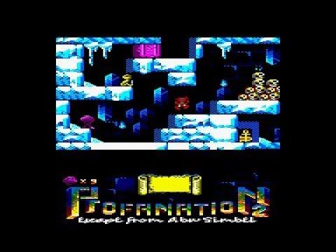Profanation 2 - Zona 3 - Amstrad CPC Longplay