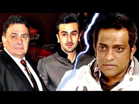Rishi Kapoor BLAMES Anurag Basu For Ranbir's Jagga Jasoos Failure