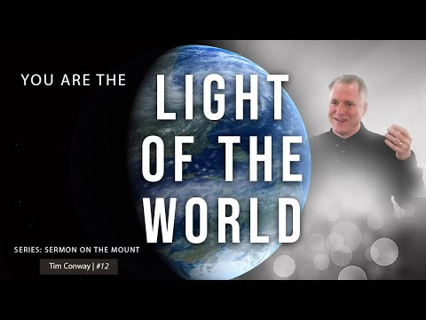 You are The Light of The World - Tim Conway