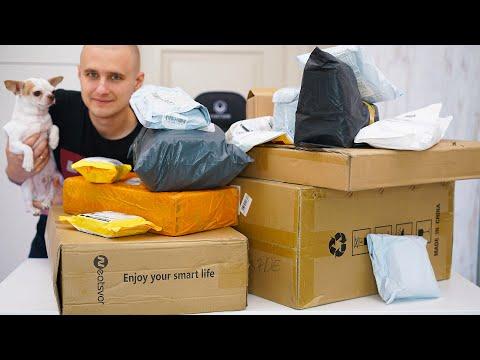 Гора ЛЮТОЙ ДИЧИ с AliExpress! Огромная распаковка посылок!