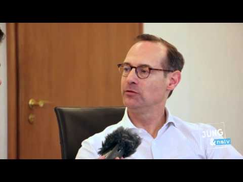 Allianz | Who Pays For Your Health Insurance? Oliver Bäte in interview with Jung & Naiv