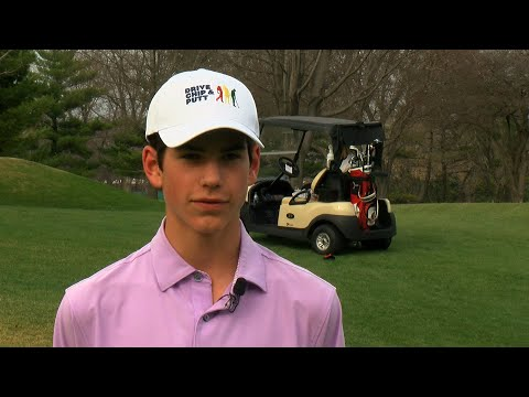 Twin Cities Teen Crowned 'Drive, Chip & Putt' Champ At Augusta