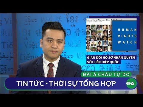 Tin nóng 24h 01/02/2019 | Hà Nội gian dối hồ sơ nhân quyền với Liên Hiệp Quốc