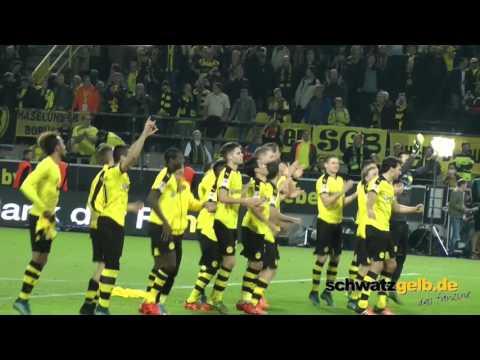 Dortmund Schalke 3:2 Derbysieger!
