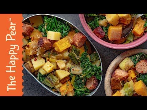 Eating in season & epic Autumn Stew - VEGAN
