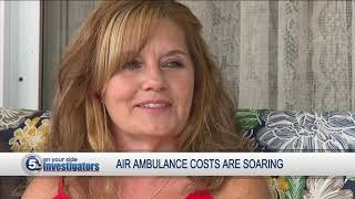 It can happen to anyone of us, an air ambulance ride costing $53,000