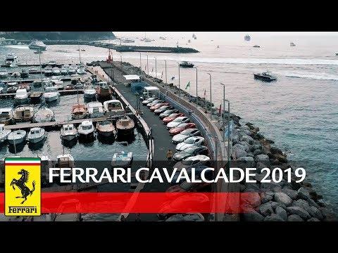 Ferrari Cavalcade 2019 - Capri