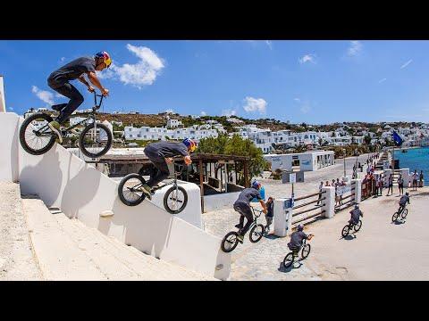 BMX Adventures on the Aegean Islands w/ Panagiotis Manaras & Sergio Layos