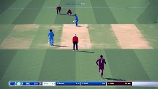 INDIA vs WEST INDIES Cricket Match ( IND vs WI ) || Cricket Gameplay 2019