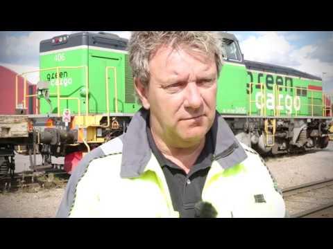 Green Cargo utför flexibla transporter åt Outokumpu