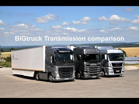 BIGtruck transmission test 2018