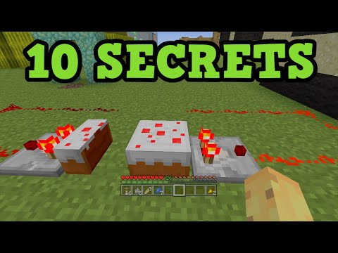 Minecraft Xbox 360 / PS3 - 10 SECRET FEATURES in Title Update 31