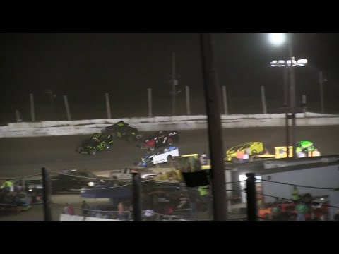 Lebanon Valley Speedway Big Block Modifieds and 358 Modified 8-14-21 - dirt track racing video image