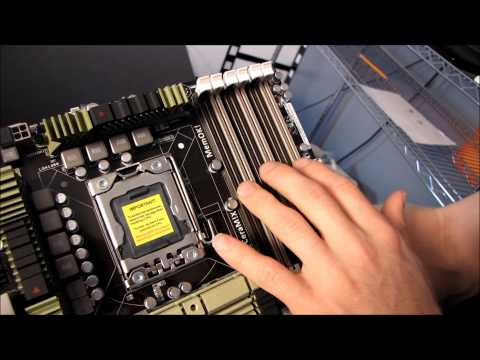 ASUS Sabertooth X58 Military Grade Gaming Motherboard Unboxing & First Look Linus Tech Tips - UCXuqSBlHAE6Xw-yeJA0Tunw