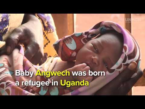 Uganda: South Sudanese Baby Born into Conflict