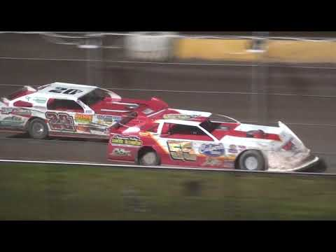 Pro Stock Feature - Cedar Lake Speedway 08/21/2021 - dirt track racing video image
