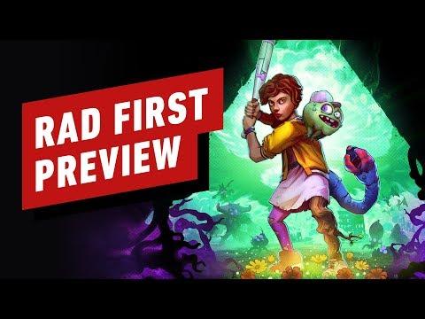 RAD: 13 Minutes of Mutate-tastic Gameplay - GDC 2019 - UCKy1dAqELo0zrOtPkf0eTMw
