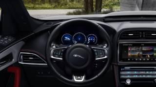Jaguar F-PACE 17MY | InControl Touch Pro – Funzioni Extra