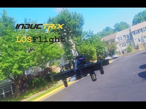 Blade Inductrix Pro | LOS Outside Maiden | Review Footage #1 | Real RC Reviews - UCF4VWigWf_EboARUVWuHvLQ