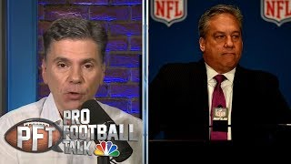 PFT Overtime: Is Al Riveron the most powerful person in NFL? | Pro Football Talk | NBC Sports
