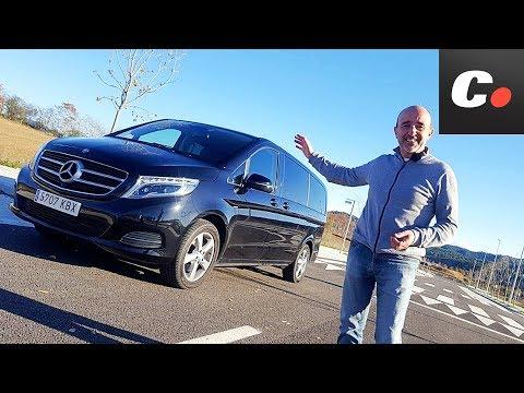Mercedes-Benz Clase V 2018 | Prueba / Test / Review en español | coches.net