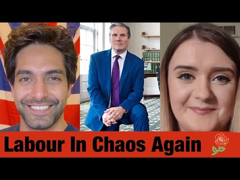 Labour in CHAOS As Marxists Clash With Starmer