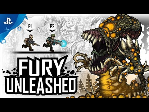 Fury Unleashed - In a Nutshell | PS4