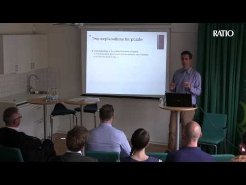 Organizing for digitalization part 1 with J.P. Eggers and Ola Henfridsson