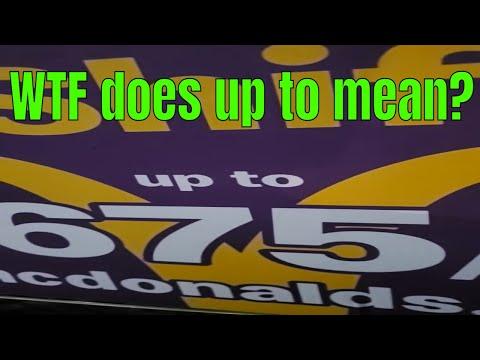 McDonald's using TimeWarner cable's language when hiring 😂