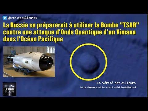 nouvel ordre mondial | ★ La Russie prête à riposter contre un immense Vimana dans l'Océan Pacifique
