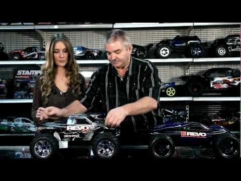 Revos, what is the difference between all the different Revo's? Traxxas - UCFORGItDtqazH7OcBhZdhyg