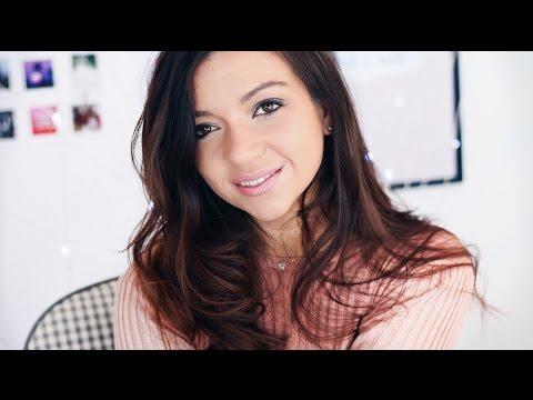 feelunique.com & Feel Unique Discount Code video: Adriana Lima inspired makeup look with dizzybrunette3 | Feelunique