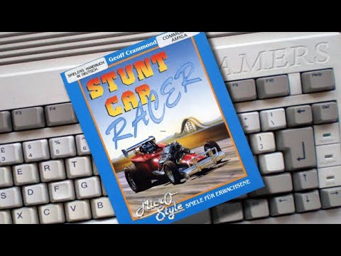 Amigamers Review #12 Stunt Car Racer