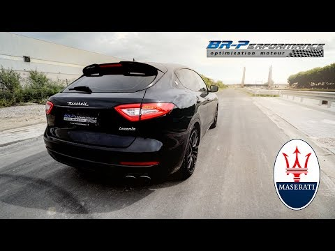 Maserati Levante Stage 1 By BR-Performance