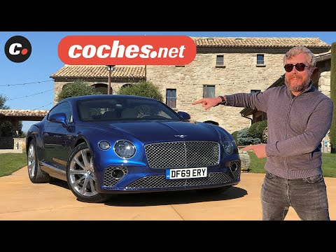 Bentley Continental GT V8 2020 | Prueba / Test / Review en español | coches.net