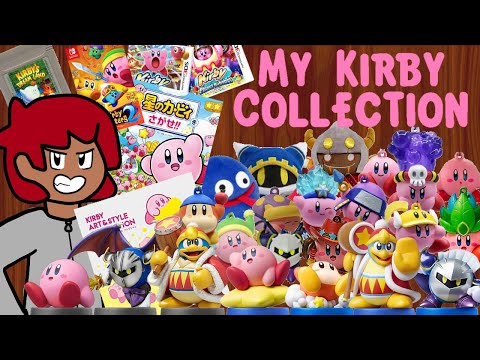 My Kirby Collection