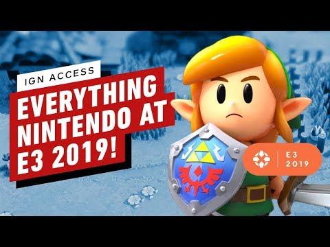 Everything Nintendo at E3 2019! - IGN Access - UCKy1dAqELo0zrOtPkf0eTMw