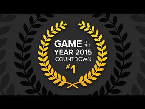 First Place Winner - GameSpot Game of the Year 2015 - The Witcher 3: Wild Hunt - default