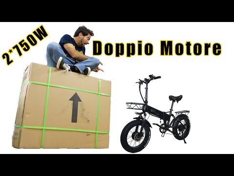 Unboxing Bici Elettrica Rx20 MAX con Dop …