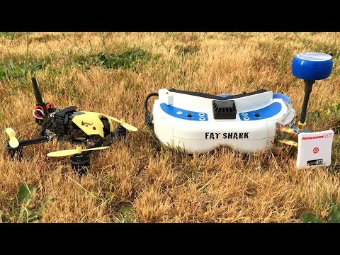 FPV Maiden Flight Footage Of The RTF 5.8G Hubsan H122D X4 Storm Beginner FPV Racing Drone Quadcopter - UCJ5YzMVKEcFBUk1llIAqK3A