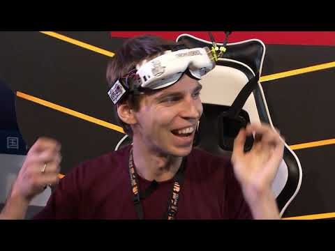 FAI World Drone Racing Championships 2018: Full video - UCQmYxBjO_6A7s8q71gcP2cQ