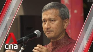 Vivian Balakrishnan commends Singapore Indian Chamber of Commerce & Industry for community efforts