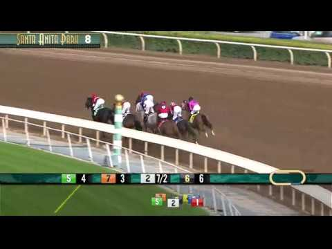 Tiznow Stakes (Cal-breds) - February 26, 2017