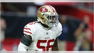 Redskins' Reuben Foster Fined Two Game Checks, Not Suspended by NFL for Domestic Violence Arrest