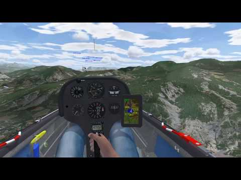 Condor V2 - Tchin Tchin Race 23.02.2019 - Arc Alpin 2 (VR)